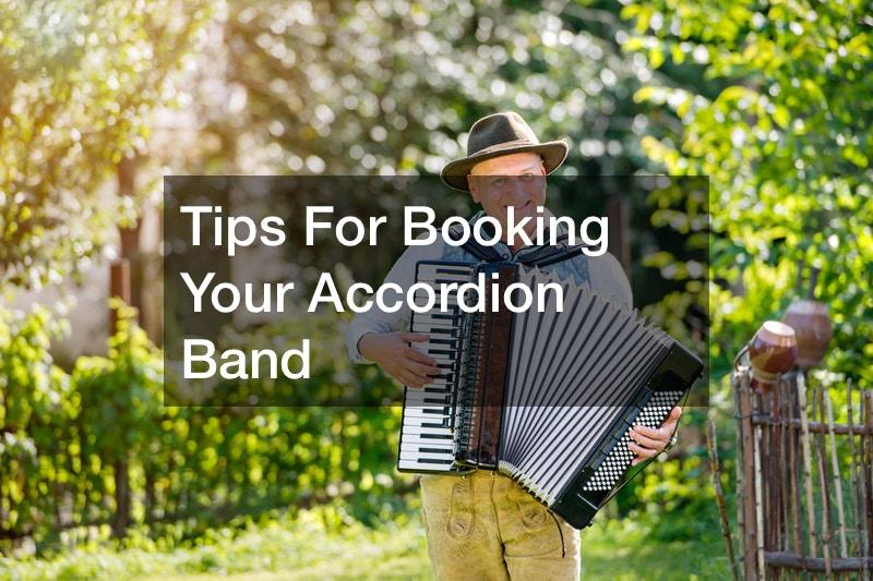 Irish accordion bands
